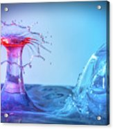 Water Drop 25 Acrylic Print