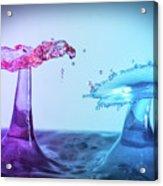 Water Drop 27 Acrylic Print