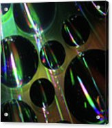 Water Droplets 1 Acrylic Print