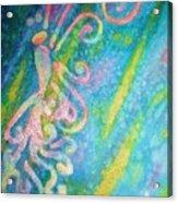 Water Fairy Acrylic Print