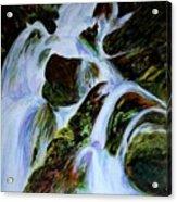 Energy Of Water  Acrylic Print