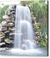 Water Fall Acrylic Print