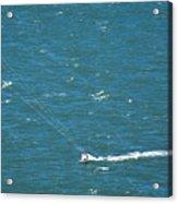 Water Glider Acrylic Print