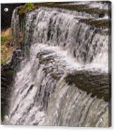 Water Levels Acrylic Print