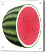 Water Melon Acrylic Print