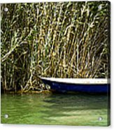 Water Scene Pano Acrylic Print