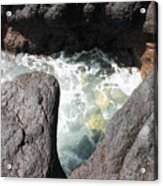 Water Silent Acrylic Print