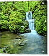 Water Stairs 2 Acrylic Print