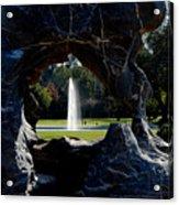 Water View Acrylic Print