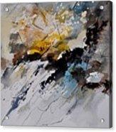 Watercolor 011130 Acrylic Print