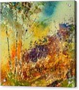 Watercolor 115060 Acrylic Print