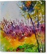 Watercolor 119060 Acrylic Print