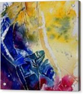 Watercolor 21546 Acrylic Print