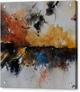Watercolor 901150 Acrylic Print
