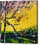 Watercolor_242 Acrylic Print