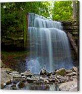 Waterdown Falls Acrylic Print