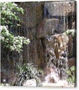 Waterfall 13 Acrylic Print