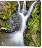 Waterfall Atop Wolf Creek Pass - Colorado - Nature Acrylic Print