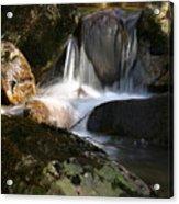 Waterfall Glenveagh National Park Acrylic Print
