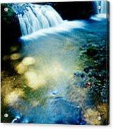 Waterfall Hilo Hi Acrylic Print