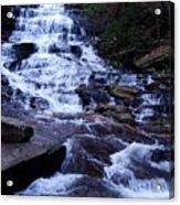Waterfall In Georgia Acrylic Print