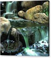 Waterfall On Maui Acrylic Print