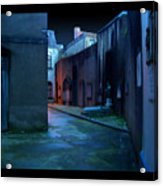 Waterford Alley Acrylic Print