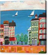 Waterfront Acrylic Print