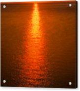 Waterfront Sunrise Acrylic Print