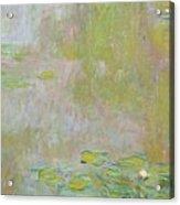 Waterlilies at Giverny Acrylic Print