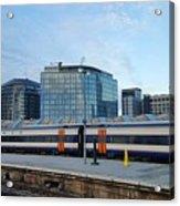 Waterloo Station Acrylic Print
