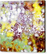 Waters Spray In Summers Delight Acrylic Print