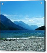 Waterton Beachcomber Acrylic Print