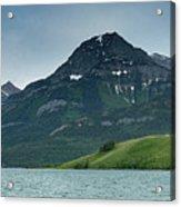 Waterton Lakes Acrylic Print