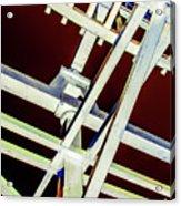 Waterwheel #2 Acrylic Print