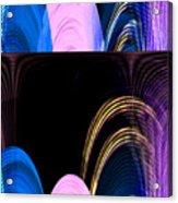 Waterworks Acrylic Print