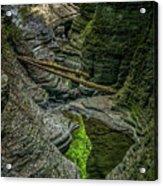 Watkins Glen State Park New York_dsc9599_16 Acrylic Print