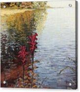 Watts Bar Lake Rockwood Tn Acrylic Print