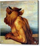 Watts: The Minotaur Acrylic Print