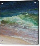 Wauwinet Wave IIi Acrylic Print
