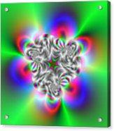 Wave 002b Acrylic Print