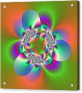 Wave 003b Acrylic Print