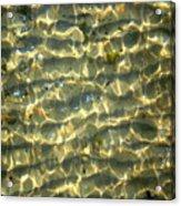 Wave Abstract Acrylic Print