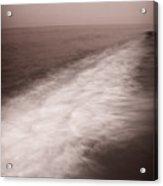Wave Form Acrylic Print