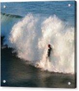 Wave Rider  Acrylic Print
