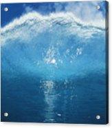 Wave Tube Acrylic Print