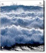 Wave Upon Wave Upon Wave Acrylic Print