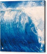 wave VI Acrylic Print