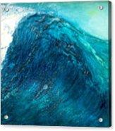 wave X Acrylic Print