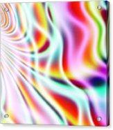 Wavelengths Acrylic Print